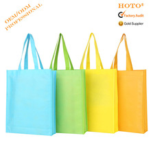 China Manufacturer Promotional Customized Nonwoven Bag New Design Nonwoven Shopping Bag