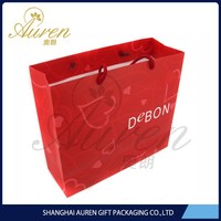 made in china promotional cheap logo shopping bags