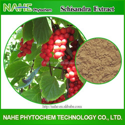 2015 High Quality Fructus Schisandra Extract Schisandra Chinensis Extract Powder on Sale!