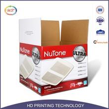 HD Printing Technology Offset Printing Cardboard Box And Sleeve