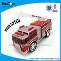 mini camión camión de bomberos de extinción de incendios de camiones