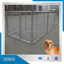 OEM Or ODM Galvanized Metal Dog Kennel Wholesale