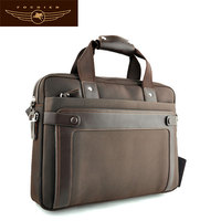 durable polyester office men laptop bags