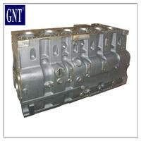 PC360-7 excavator engine part Cylinder Block 6CT