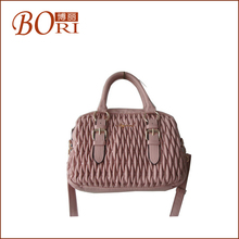 Bori Fashion pink dslr camera bag for ladies