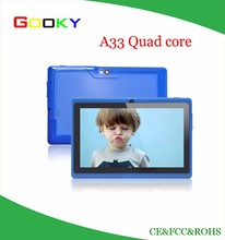 Stock Products Status and 512MB Memory Capacity 7 inch China Cheap Tablet