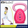 Feva Kettle Bell Hot Sale Highly durable High Impact ABS Handle Heavy Duty 3 Weights Home Fitness Equipment Kettlebell Workout