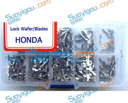 Honda Auto Lock Wafer/Blades Locksmith Supplies