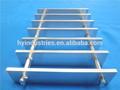 De alta intensidad 30*5 mm al aire libre de aluminio de los precios de rejilla
