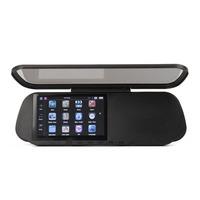 Multi-function Car Rearview Mirror GPS