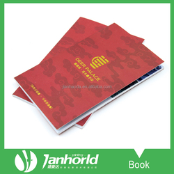Full color Glossy Paper Custom High Quality Best Price A3 A4 A5 Brochure / Booklet / Flyer / Catalog Printing