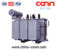 Oil Immersed Transformer With Conservator Tank