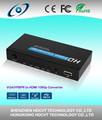 Mejor venta de alta definición de vídeo convertidor de:/vga a componente hdmi upscaler