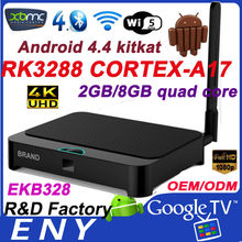 2014 best android smart tv box RK3288 Android 4.4 Kitkat XBMC 13.2 Bluetooth 4.0 2.4Ghz/5Ghz Dual WIFI EKB328