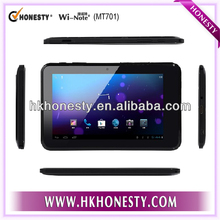 Newest! Android Tablet with Sim Cards Slot GSM 2G+3G +Bluetooth/GPS/FM transmitter/TV