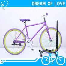 Competitive prices import sports fixed gear bicycle in dubai