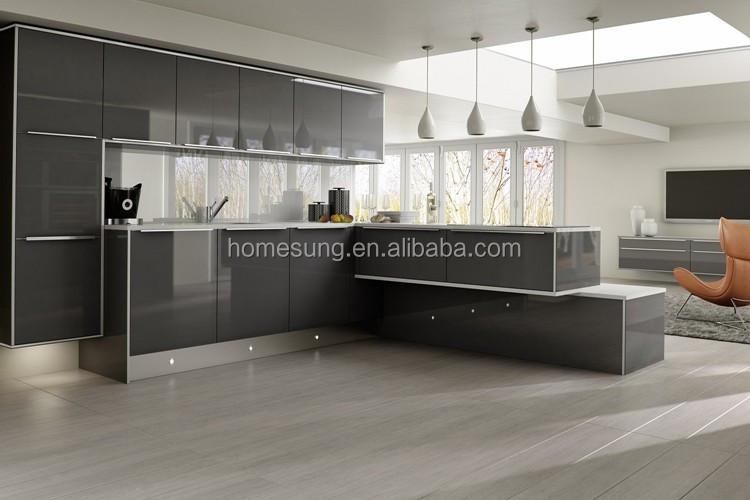 Groothandel meubilair multiplex kleine kast hout keuken keuken ...
