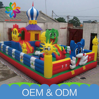 High Quality Kids Inflatable Bouncers Commercial Castles Inflatable