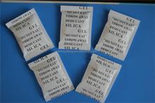 Precio bajo de la categoría alimenticia desecante de gel de silicona msds