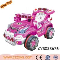 China import toys battery powered toy atv shipped to South America