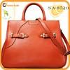 high quality brand unique shoulder bag design fashion soft leather tote bag