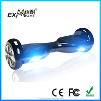 15km/h 2 wheel self balancing scooter with remote key 6.5 inch electric scooter with bluetooth by DHL delivery in electric bike