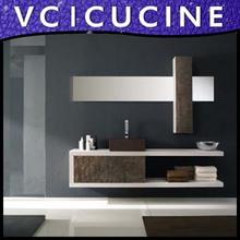 customed knock down vanity fair bathroom furniture