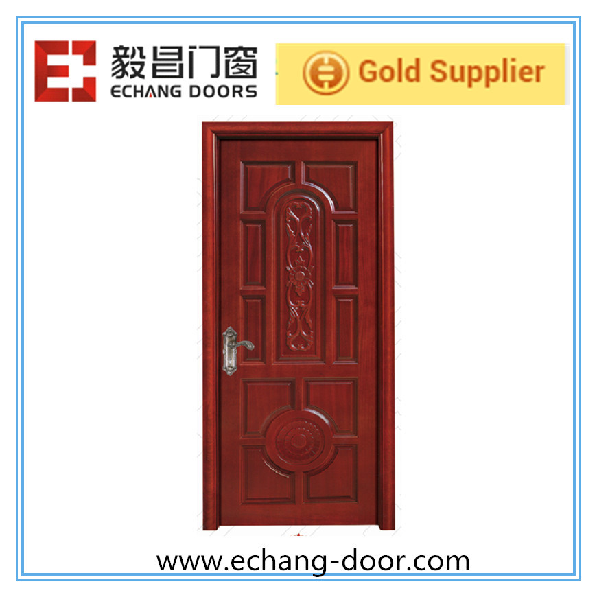 Teak wood front door design wood panel door design teak for Main door panel design