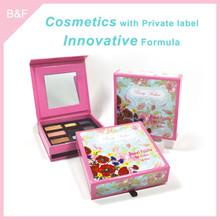 Eyeshadow Cosmetic,Eyeshadow Makeup set model dark blue makeup brush set