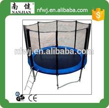 Emniyet kemeri 6ft-10ft fitness profesyonel mini ticari trambolin satılık