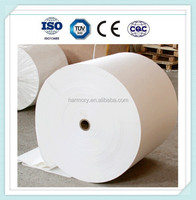 medical grade dialysis paper roll/60g paper+3g glue coated