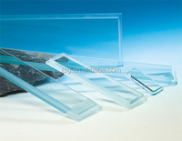 3mm-15mm High Quality Clear Tempered Glass with CE