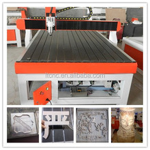 Wood carving cnc machine LT-1218 hobby 3d cnc router for wood cylinder