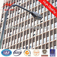 light poles,hot dipped galvanize steel poles from sizes 25ft 30ft 35ft 40ft 45ft and 50ft