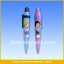 Customized Sound Plastic Pen, Kids Talking Pen, Snow White Talking Pen, Talking Pen, Plastic Pen