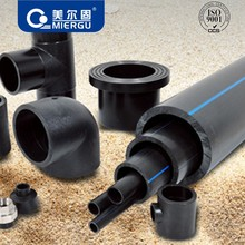 HDPE pipe for same floor drainage