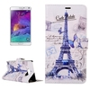 New product arrival wallet case for Samsung note 5 case