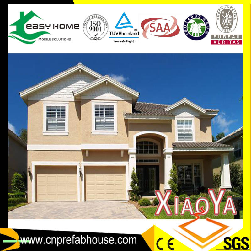2015 New Design European Style Modular Home Villa Buy