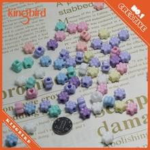 Kids favor beautiful decorative necklace bead craft
