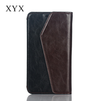 High quality leather mobile phone case cover for samsung galaxy j5, flip cover for samsung galaxy j5