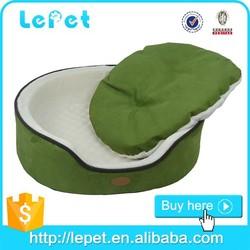 Pet Accessories Wholesale China cat bedluxury pet bed Leopard Print Pet Bed
