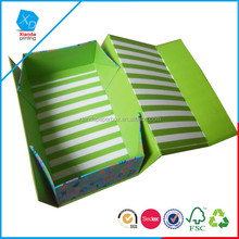 Wholesale top grade popular special folding storage box