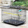Dog cages skylarks belt pet overstretches iron wire dog kennel