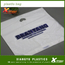 PE Plastic Bags die cut bag Shopping Package