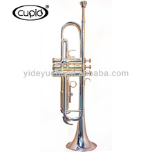 YTRU-301506 CUPID Professional Melody Silver plated Bb Trumpet