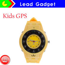 Hot selling for kids watch with GPS tracker
