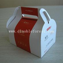 Take Away Paper Box Popular Using In Chinese Restaurant