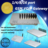 for call termianl gsm voip gateway goip call low cost
