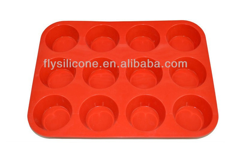 DIY cupcake / desset cup set /silicone cake molds