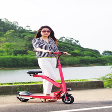 Hot! 350W chopper moped for sale with led light and lcd display